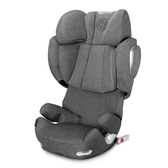 Автокресло Cybex Solution Q3-Fix Plus 15-36кг . Фото N6