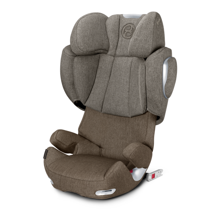 Автокресло Cybex Solution Q3-Fix Plus 15-36кг . Фото N8