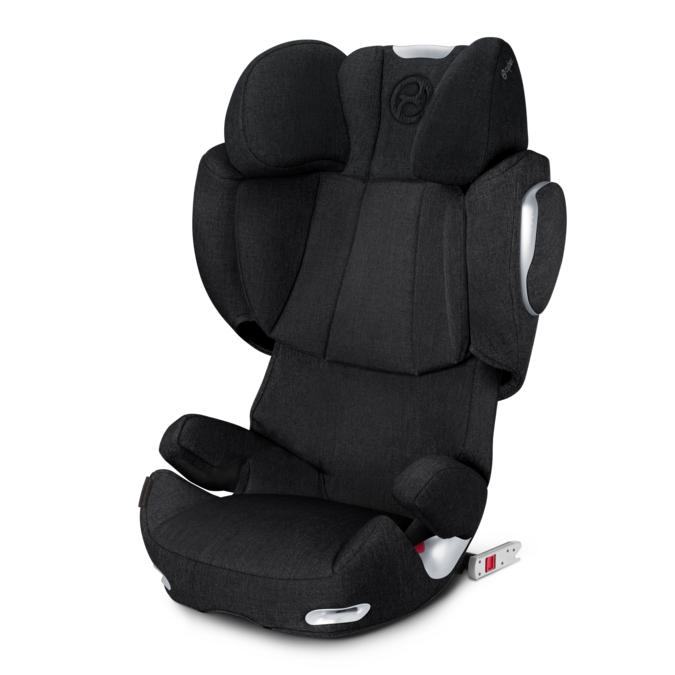 Автокресло Cybex Solution Q3-Fix Plus 15-36кг . Фото N2