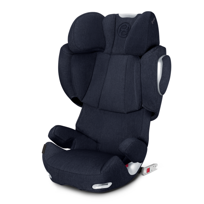 Автокресло Cybex Solution Q3-Fix Plus 15-36кг . Фото N5