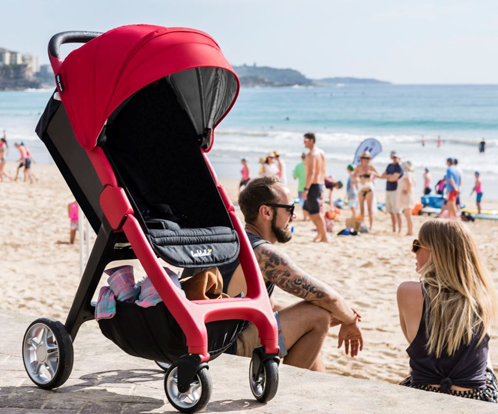 Коляска Larktale Chit Chat Stroller . Фото N8