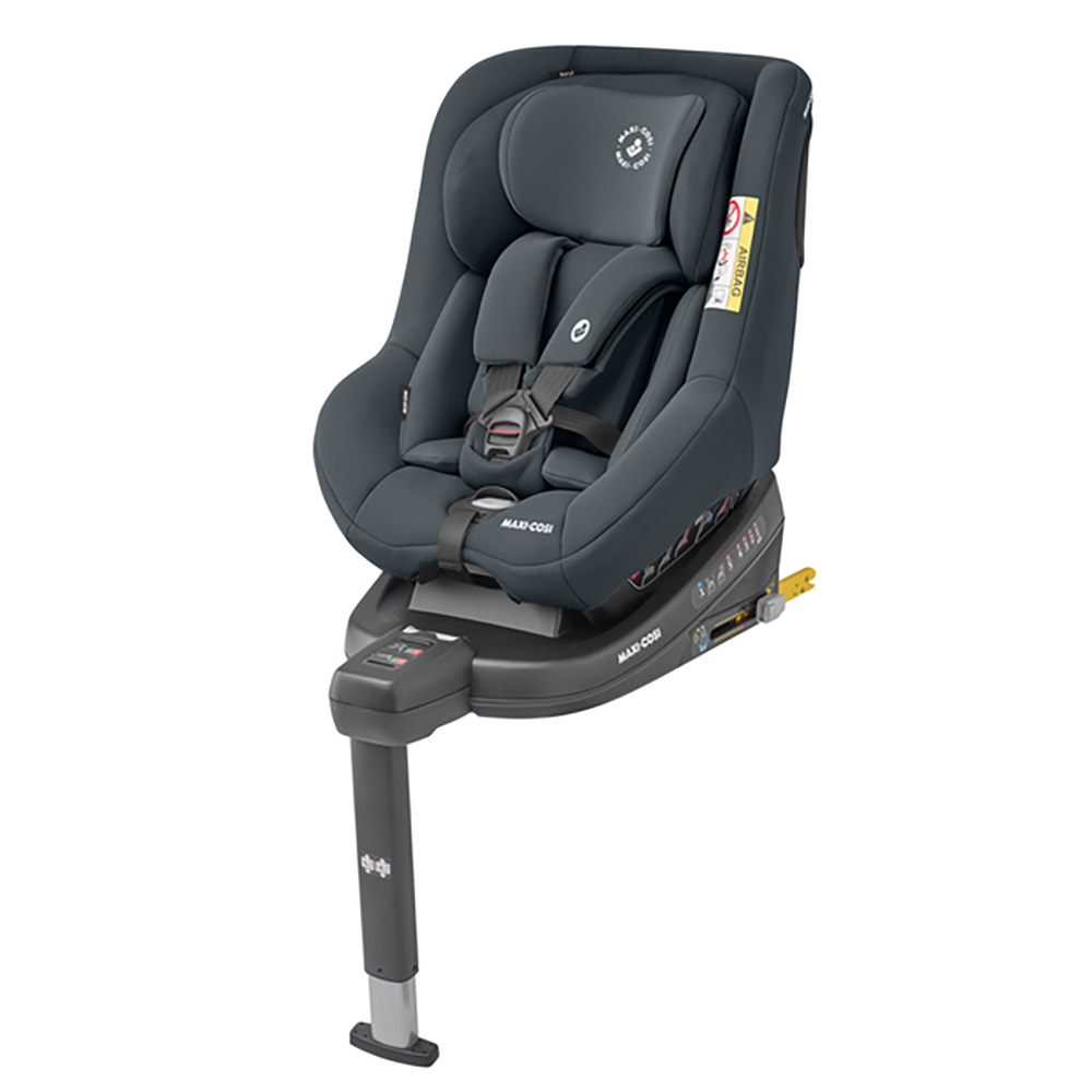 Автокресло Maxi-Cosi Beryl 0-25 кг (Authentic Graphite)