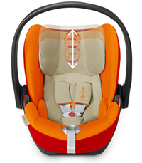 Автокресло Cybex Cloud Q Plus 0-13кг . Фото N6