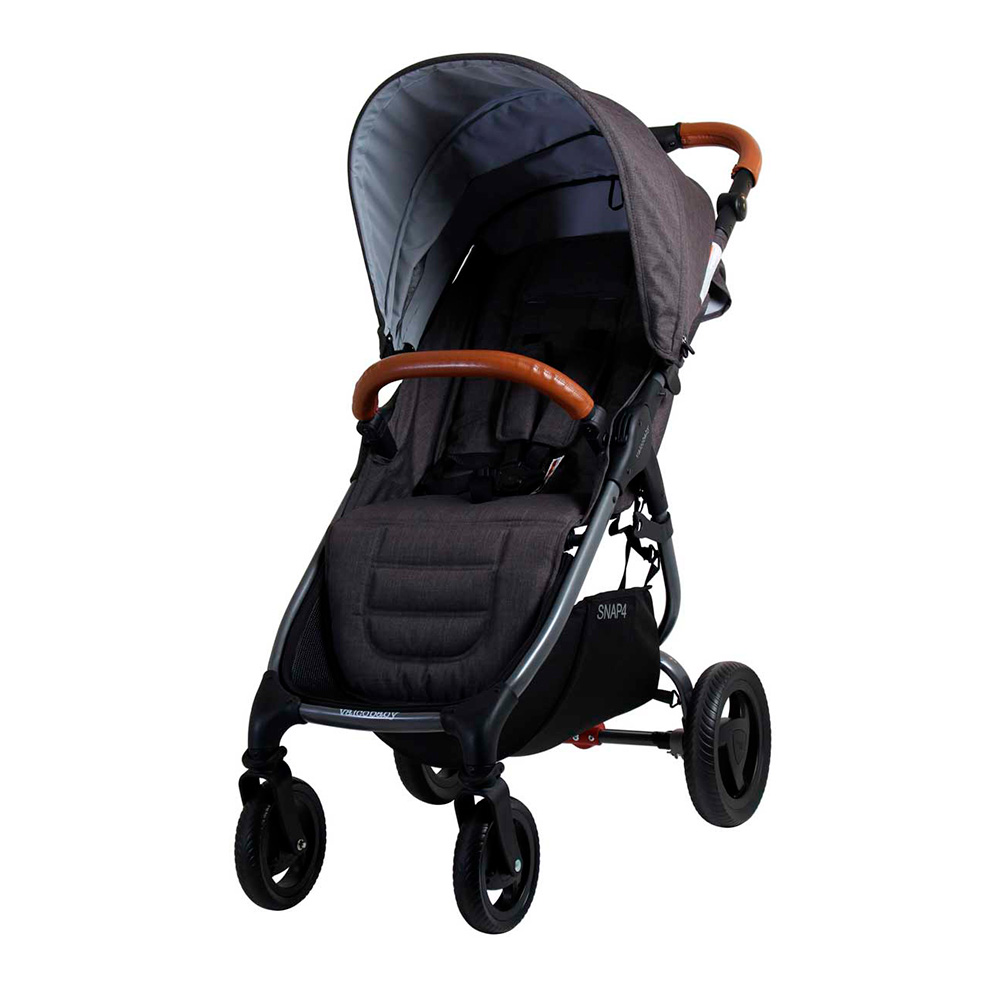 Коляска прогулочная Valco Baby Snap 4 Trend (Charcoal)