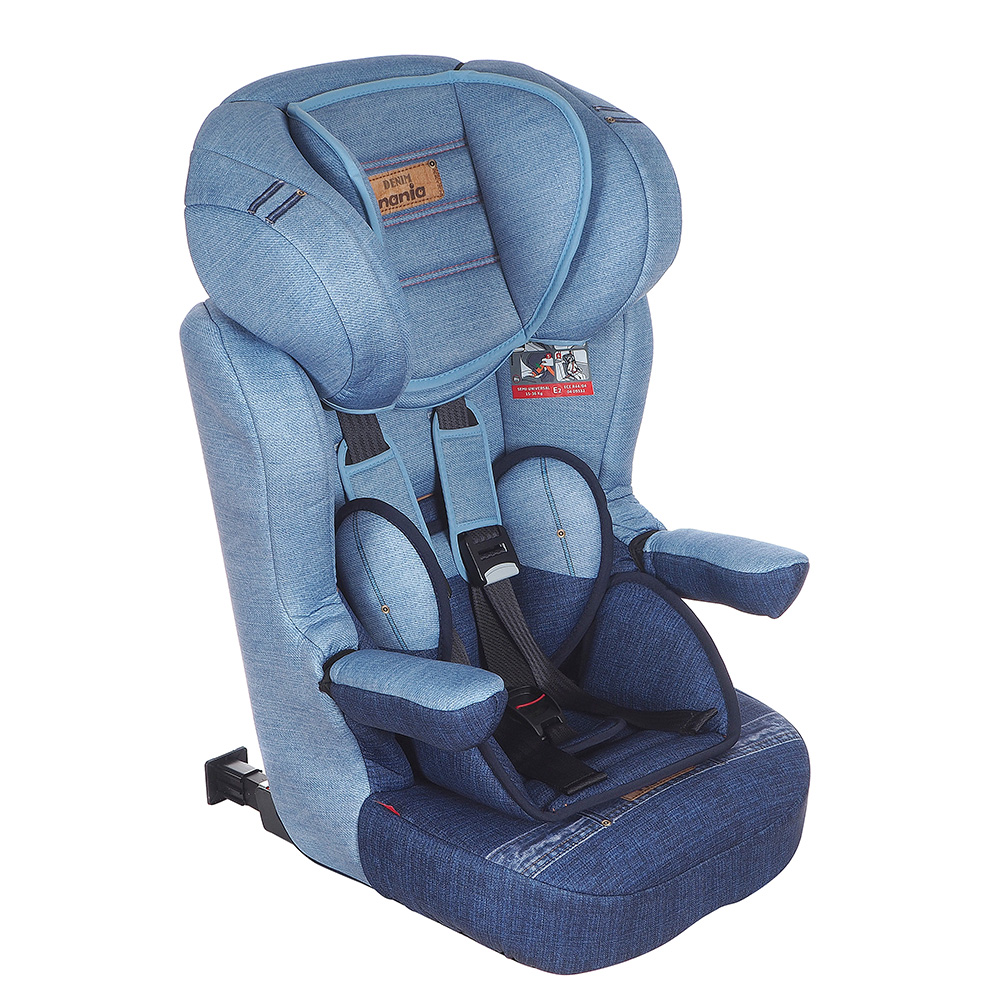 Автокресло NANIA MYLA ISOFIX  9-36 кг  (DENIM BLUE Синий)